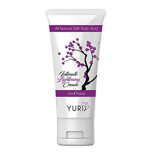 Intimate Skin Cream – Natural for Sensitive Areas Including Intimate Parts, Underarms, Elbows, Knees Armpit, and Inner…
