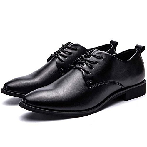 Uniform Men's Up KemeKiss Black 233 Footwear Lace Shoes Formal zPwEvw