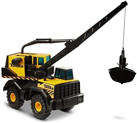 Tonka 93922 Classic Steel Crane Vehicle