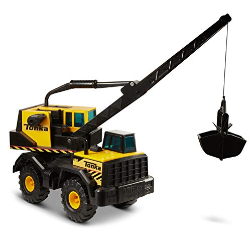(Tonka 93922 Classic Steel Crane Vehicle)