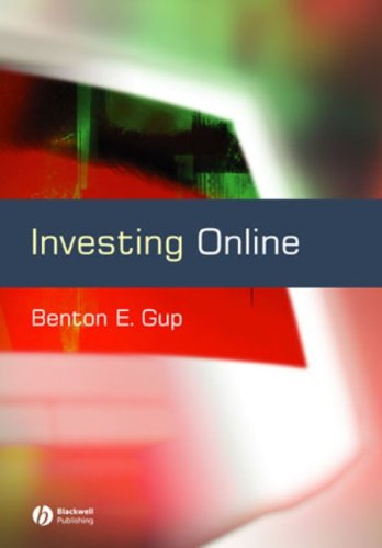 Investing Online by Wiley-Blackwell