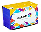 myLAB Box at Home STD Test for Men Discreet Mail in Kit Lab Certified Results in 3-5 Days (Trichomonas's),12601