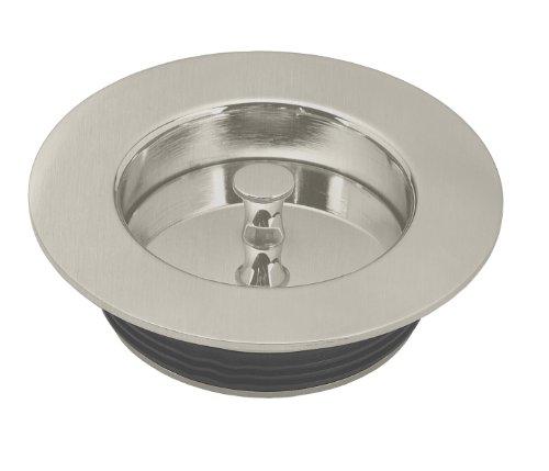 Westbrass D212-07 Disposal Flange, Satin Nickel