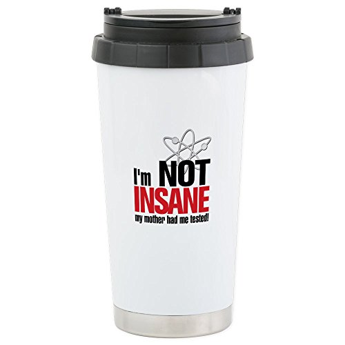 CafePress Theory Stainless Insulated Tumbler