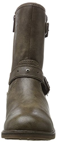 1264 Femme 306 602 Mustang Kaffee Marron Bottes BFdUnxq