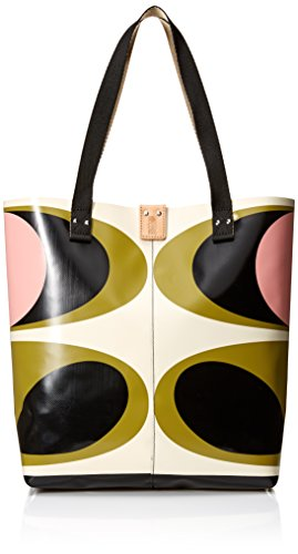 Willow Tote - Orla Kiely Willow Tote, Granite