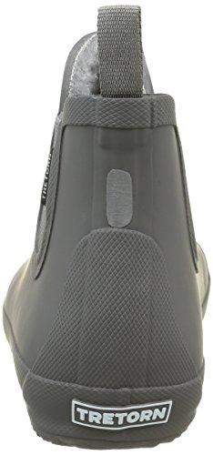 Tretorn Bo Winter, Botines para Hombre Gris - Grau (Gunmetal 040)