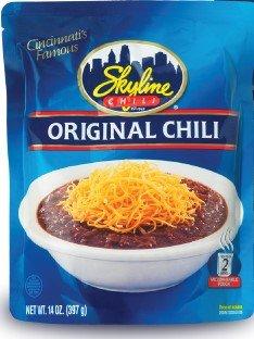 (Skyline Chili Microwaveable Pouch)