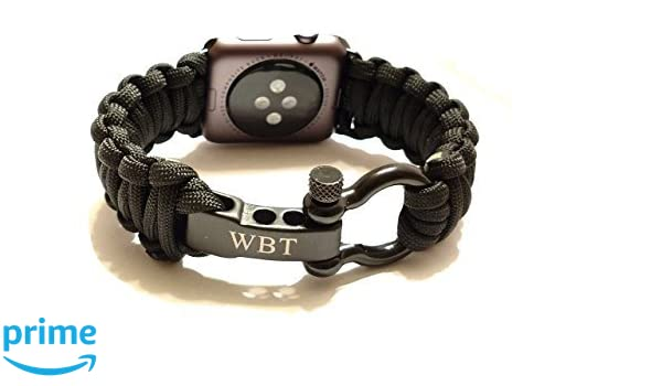 Amazon.com: WATER BEAR TACTICAL 550 Paracord Band Made for ...