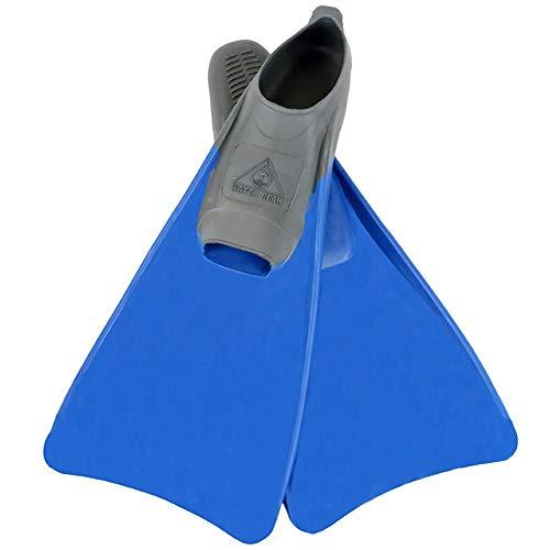 - Water Gear Grey Pocket/Sky Blue Fin, Size 0-0