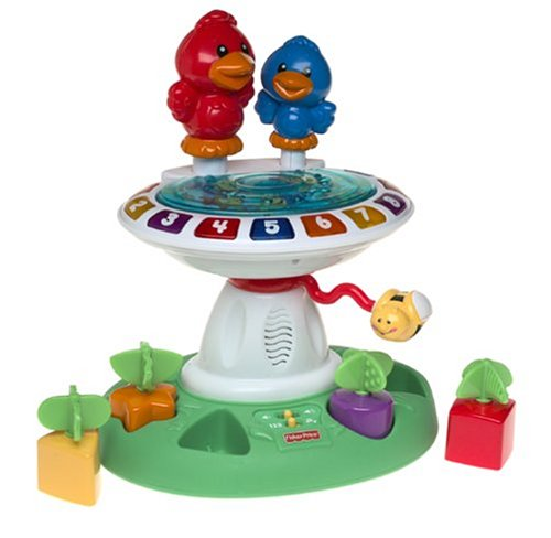 Fisher Price: Laugh and Learn Learning Birdbath (Birds Fisher compare prices)