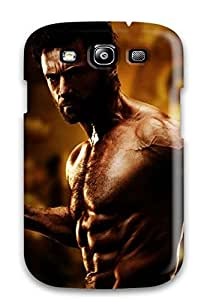 S3 Scratch-proof Protection Case Cover For Galaxy/ Hot Wolverine Phone Case