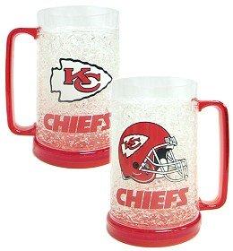 Kansas City Chiefs Crystal Freezer - Outlet Kansas Mall Kansas City