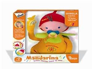 Diset 45006 - La pequeña Mandarina