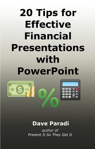 20 Tips for Effective Financial Presentations with PowerPoint