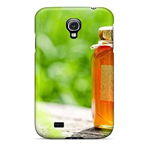 Hot Snap-on Jar Of Honey Hard Cover Case/ Protective Case For Galaxy S4