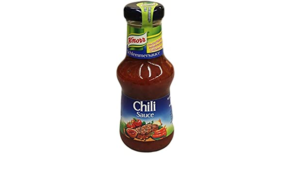Amazon.com : Knorr Chili Sauce 250ml : Gourmet Food : Grocery & Gourmet Food