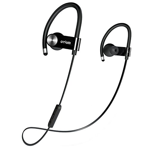 Bluetooth Headphones, Otium Wireless Sports Earphones w/ Mic IPX7 Waterproof HD Stereo...