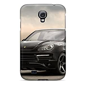 New Snap-on AlikonAdama Skin Cases Covers Compatible With Galaxy S4- Porsche Cayenne Vantage Gtr