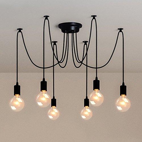 ceiling fan light pendant - 6