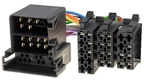 OPEL Display Umrüstadapter neu auf alt Adapter Radio Stecker TID MID ...