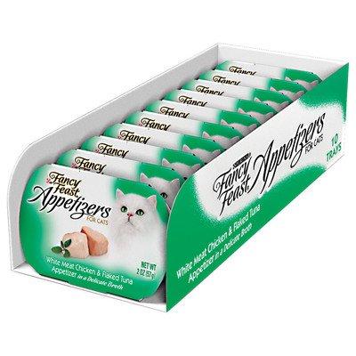 Appetizers Cat Treats  Flavor: Chicken / Tuna