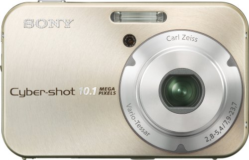Sony Cybershot DSC-N2 10.1MP Digital Camera with  3x Optical Zoom ()