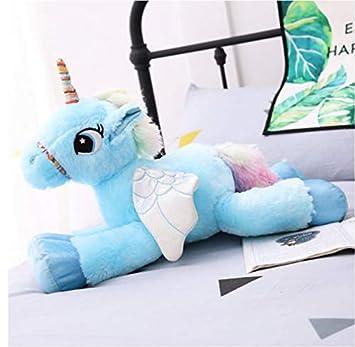 lzpoyaya Unicornio Peluches, Juguetes de Caballo Animal de ...