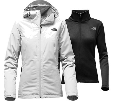 Amazon.com  The North Face Women s Highanddry Triclimate Jacket ... 642c4bf77