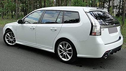 Saab 9 3 Heckdiffusor Diffusor Ab 2007 Spoiler Auto