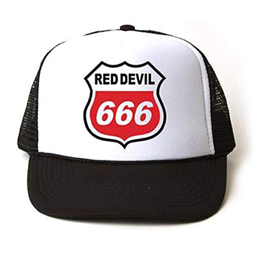 Red Devil Clothing Highway 666 Trucker ()