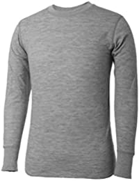 Men's Merino Wool Crew Top