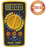 Multímetro Digital, Hikari, HM1000, Amarelo