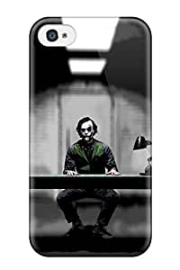 UfUYNFH334YNdnf Case Cover, Fashionable Iphone 4/4s Case - The Joker - The Dark Knight