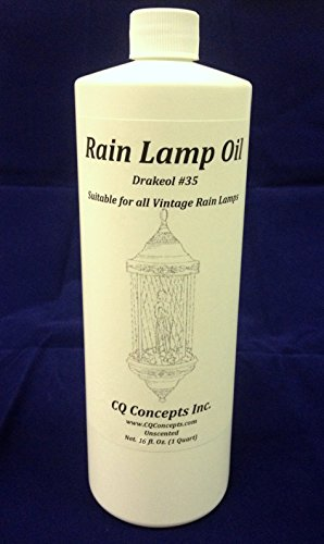 Rain Lamp Oil - 16 Ounce - Unscented ()