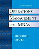Operations Management for MBAs 4th Edition