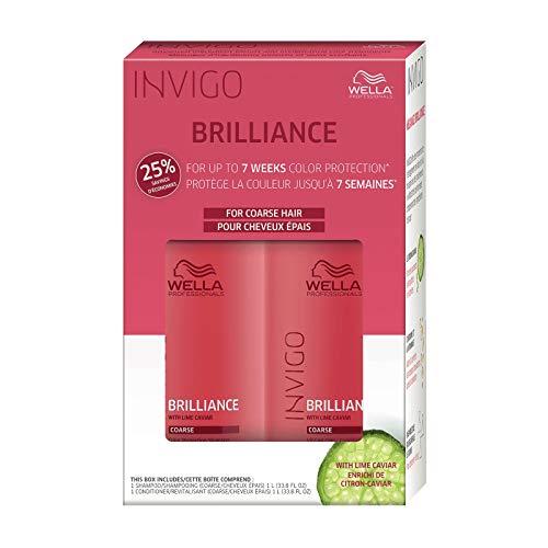 Brilliance Shampoo Conditioner Normal Coloured