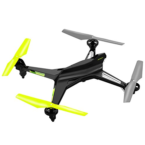 AUKEY-Mohawk-Drone-One-key-Returning-Quadcopter-Headless-Mode-Colorful-LED