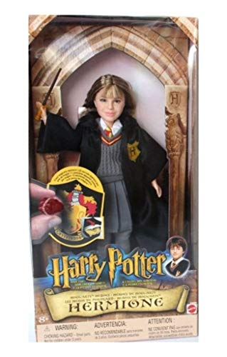 (Harry Potter and the Sorcerer's Stone: Hogwarts Heroes, Hermione)