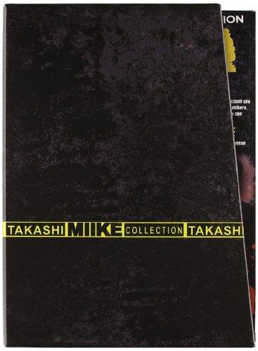 - Takashi Miike Collection Box #01 - The Yakuza Collection (4 Dvd) (Collector's Box+T-Shirt) [Italian Edition] by shinya tsukamoto