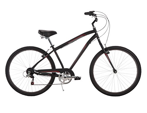 e Men's City Bike, Black ()