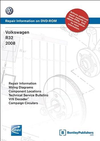 41TRLWgQ7sL._SX351_BO1204203200_ volkswagen r32 2008 repair manual on dvd rom (windows 2000 xp
