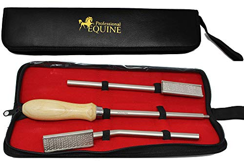 Tackmaster USA Horse Equine Teeth Dental Float Rasp Veterinary Tool Steel Equipment 98407