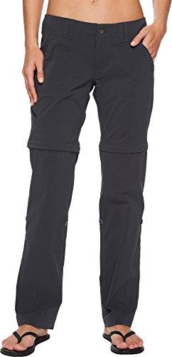 Marmot Women's Lobo's Convertible Pants Dark Steel 12 (Marmot Womens Capris)