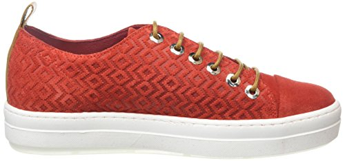 nobrand Luke Sneakers, Donna Rosso (Rot (Lollipop))