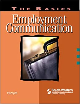 Book The Basics: Employment Communication
