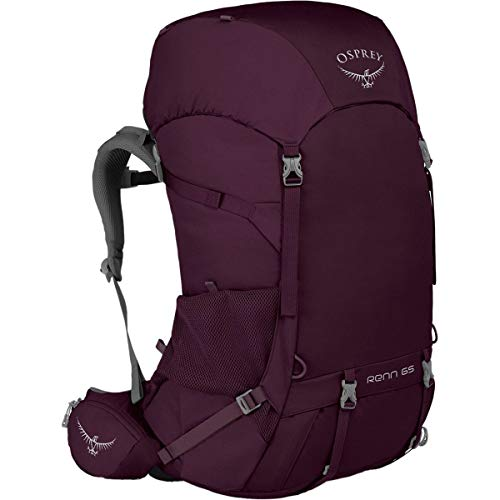 Osprey Packs Renn 65 Women's Backpacking Pack, Aurora Purple, One Size