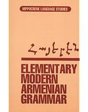 Elementary Modern Armenian Gra Ar