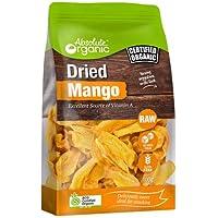Absolute Organic Dried Mango, 100g