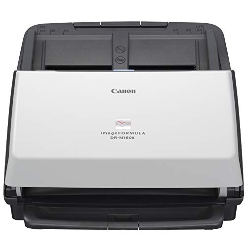 Canon imageFORMULA DR-M160II Office Document Scanner (Best Small Office Scanner)